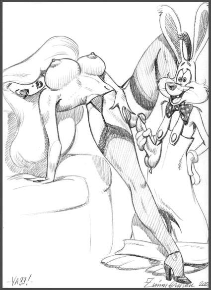 who rabbit jessica framed roger rabbit naked Lord of the rings female orc