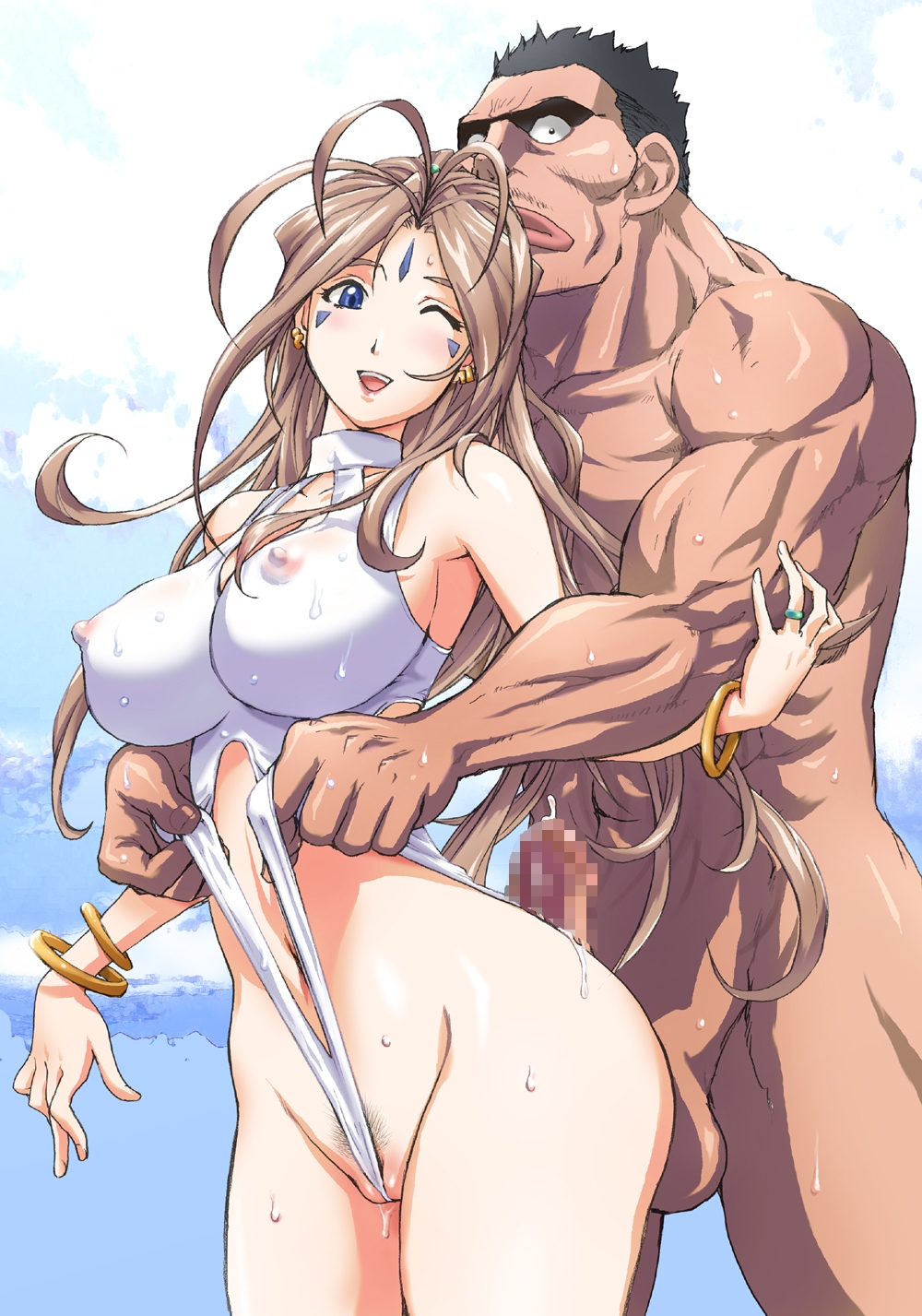 very my own e621 lith Dragon ball android 21 naked