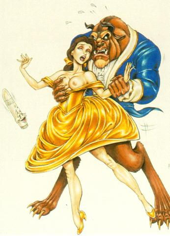 beauty vore the beast and Dragon ball z porn picture