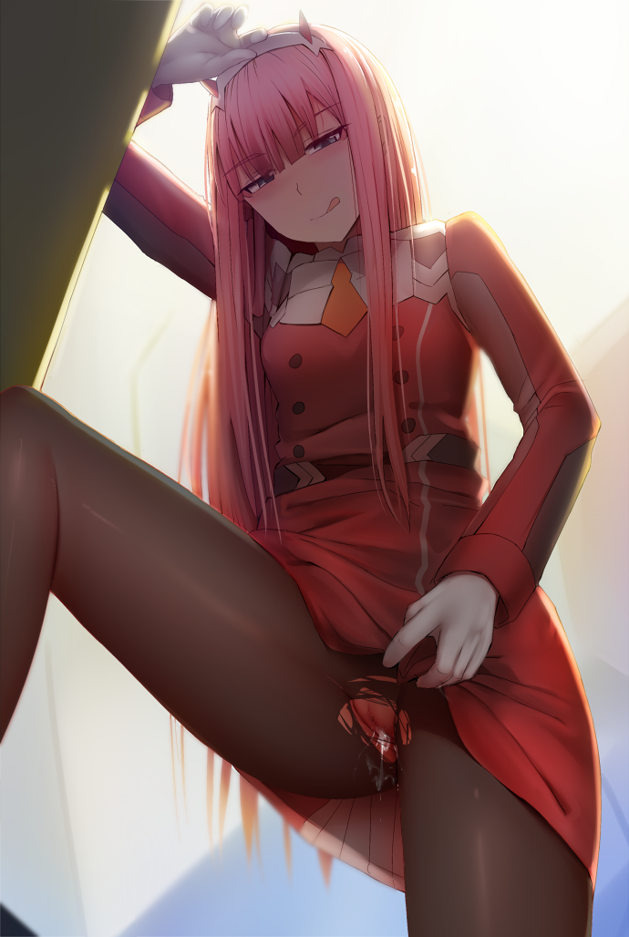 franxx in r/darling the What if adventure time was a 3d game