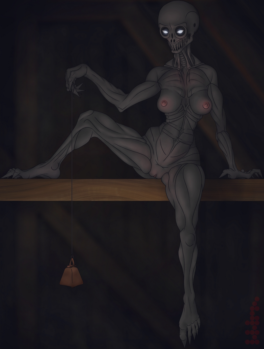 scp-2999-a Under her tail part 3