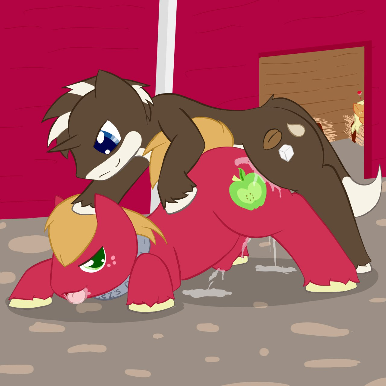 little pony from of pictures my applejack Avatar the last airbender jeong jeong