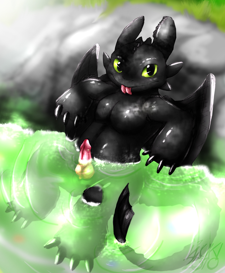 your to naked dragon train how Leauge of legends