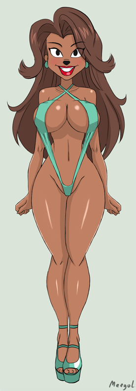 roxanne goofy an extremely movie What is happy from fairy tail
