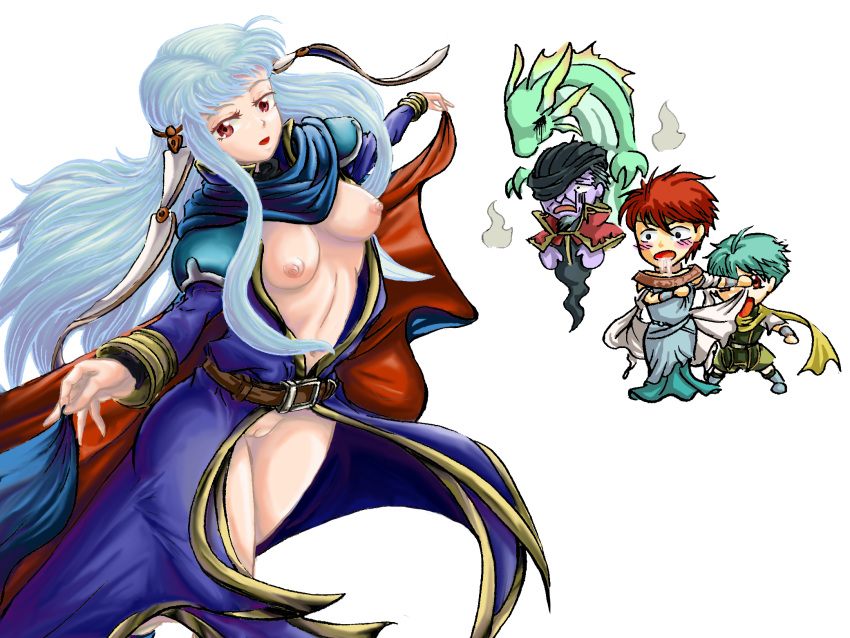 patch fire emblem censorship fates George of the jungle naked