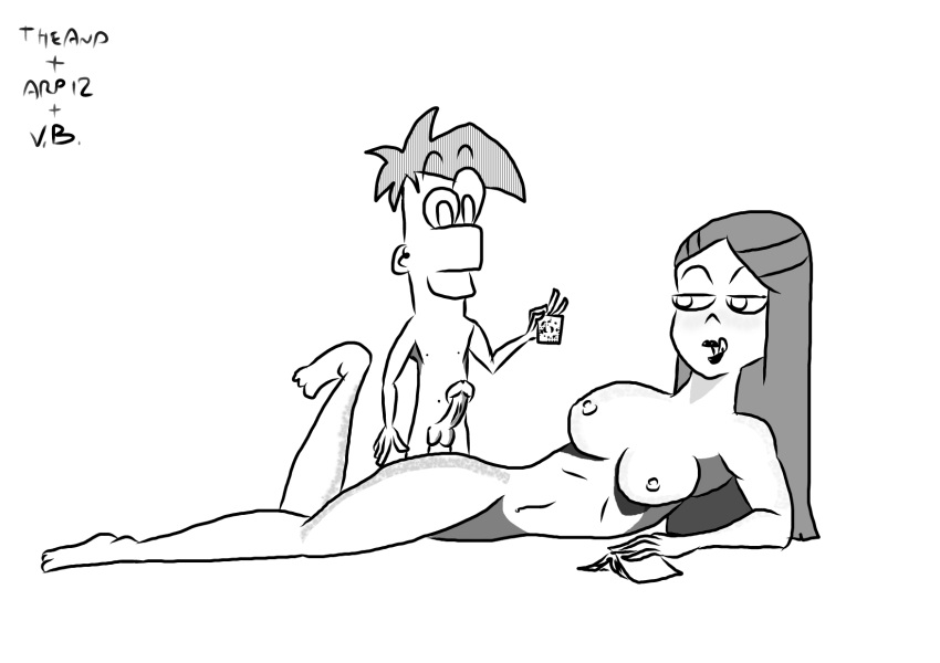 and porn ferb phineas Girl squirrel from ice age