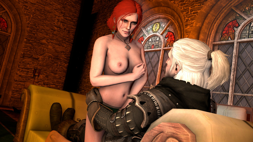 nude 3 triss merigold witcher Naruto and hinata academy fanfiction