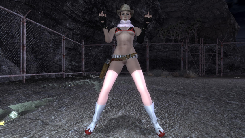 new nude cass vegas fallout Five nights at freddy's 3d hentai