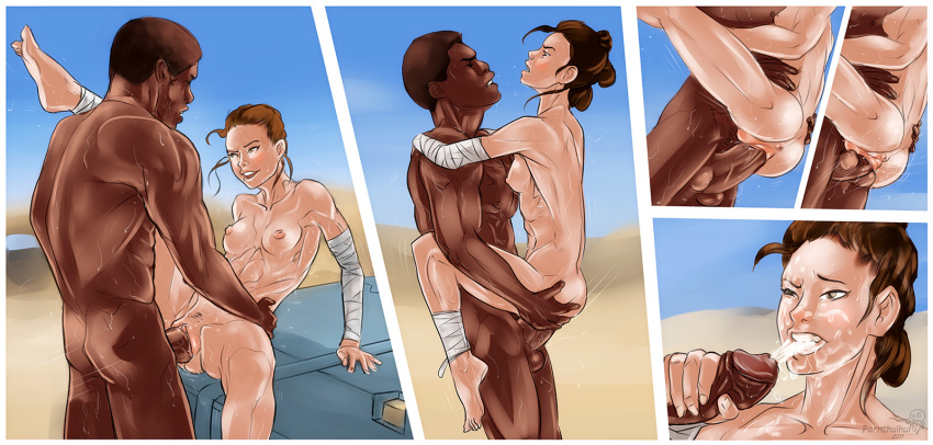 force the naked wars star awakens The cat and the canary justice league