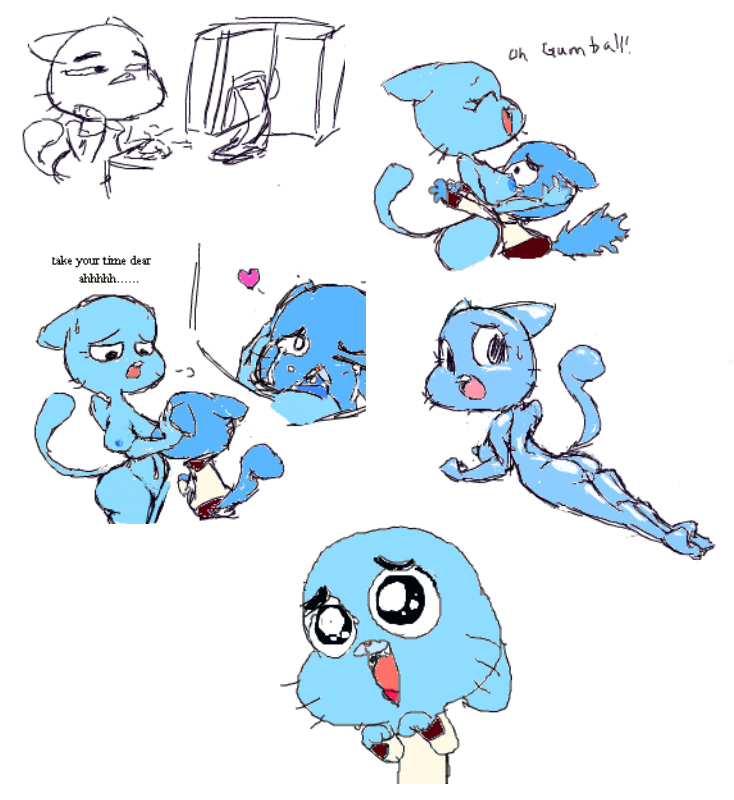 simian world miss gumball of amazing That time i got reincarnated as a slime dryad