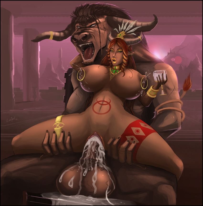 blood corruption minotaur of champions Huniepop what to do with panties